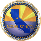 CA DOE Model School